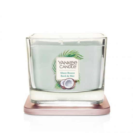 Elevation średnia świeca Shore Breeze Yankee Candle
