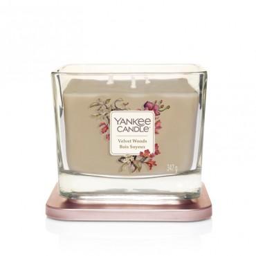 Elevation średnia świeca Velvet Woods Yankee Candle