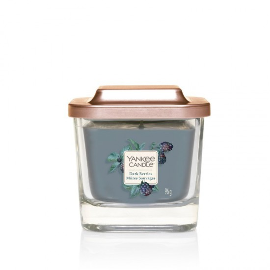 Elevation mała świeca Dark Berries Yankee Candle