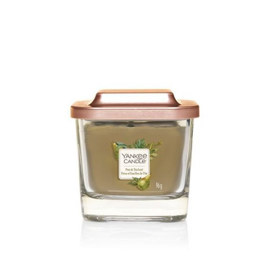 Elevation mała świeca Pear & Tea Leaf Yankee Candle