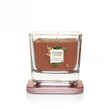 Elevation mała świeca Sweet Orange Spice Yankee Candle