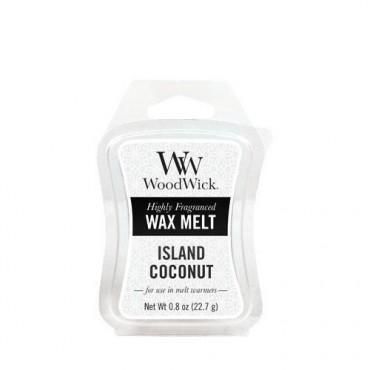 Wosk Island Coconut WoodWick