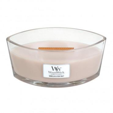 Świeca Hearthwick Vanilla & Sea Salt WoodWick