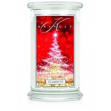 Duża świeca Stardust Kringle Candle