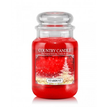 Duża świeca Stardust Country Candle