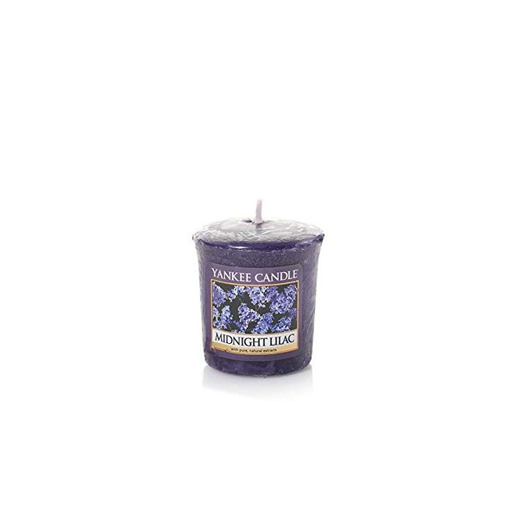 Sampler Midnight Lilac Yankee Candle