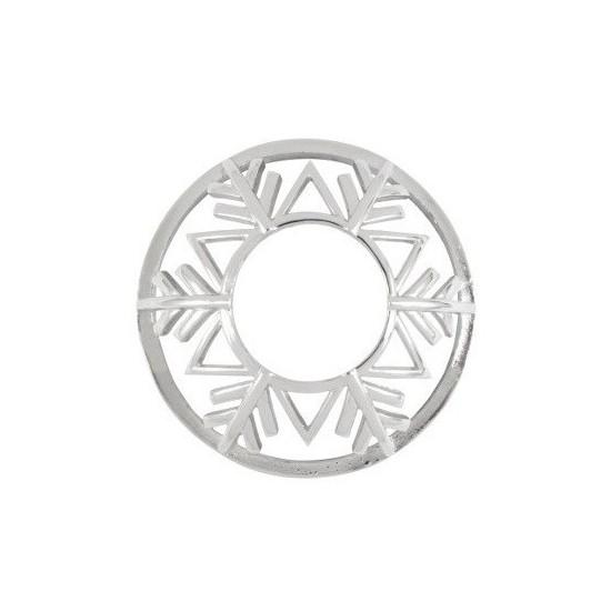 Twinkling Snowflake - nakładka na słoik Yankee Candle