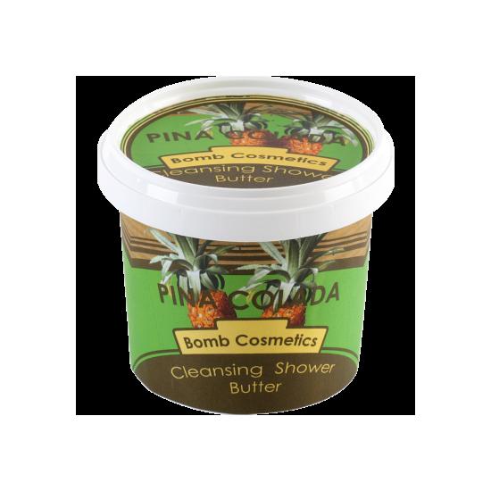 Myjące masło pod prysznic PINA COLADA – Bomb Cosmetics