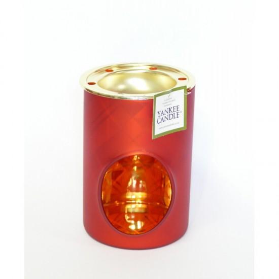 Tartan Flicker kominek do wosków Yankee Candle
