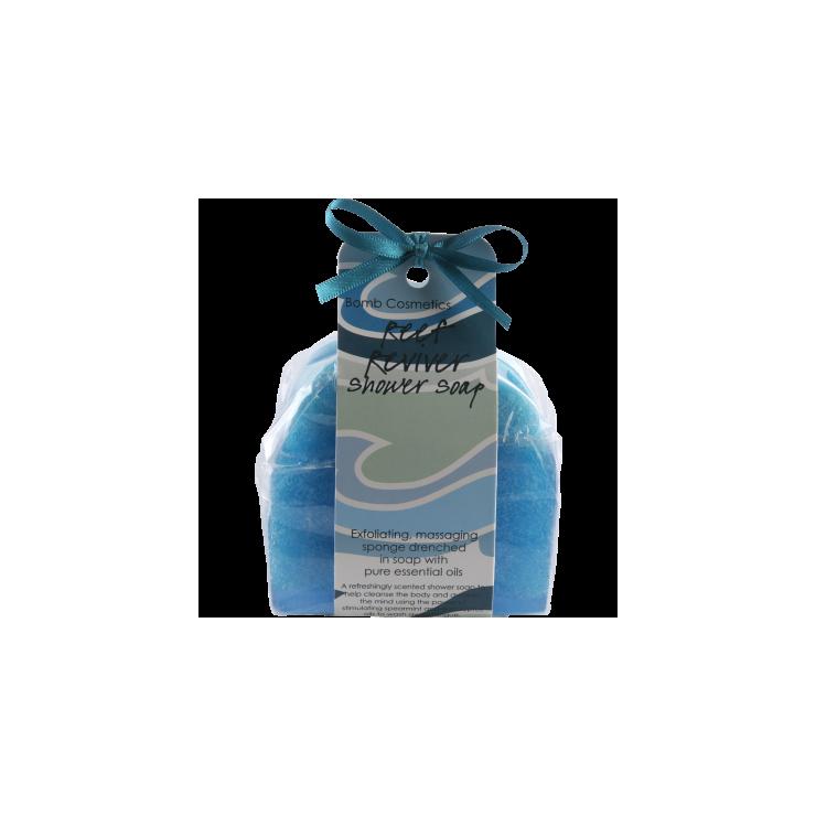 Masujące mydło pod prysznic ORZEŹWIACZ