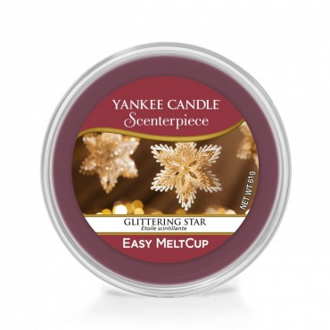 Wosk Scenterpiece Glittering Star Yankee Candle