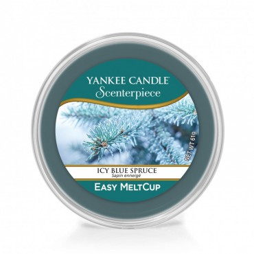 Wosk Scenterpiece Icy Blue Spruce Yankee Candle
