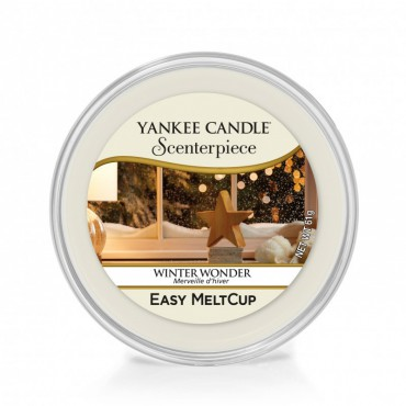 Wosk Scenterpiece Winter Wonder Yankee Candle