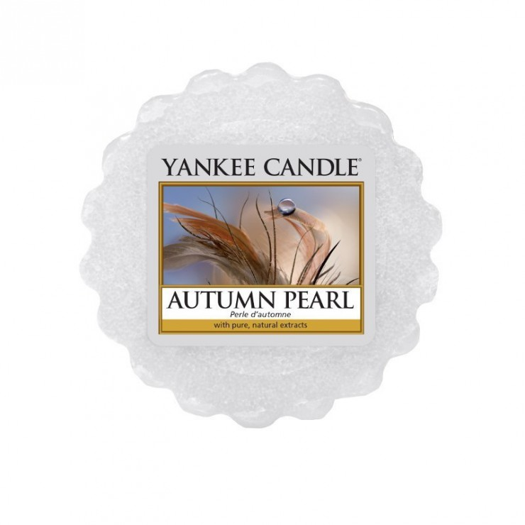 Wosk Autumn Pearl Yankee Candle