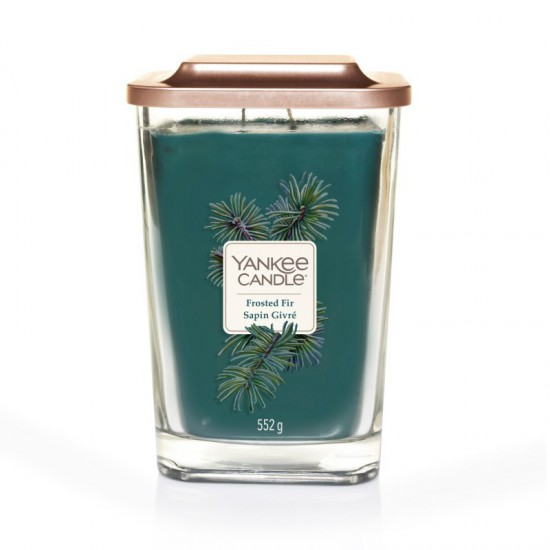 Elevation duża świeca Frosted Fir Yankee Candle