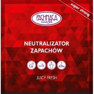 Saszetka do szafy neutralizator zapachów Juicy Fresh Pachnąca Szafa