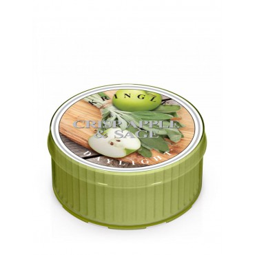 Daylight świeczka Crisp Apple & Sage Kringle Candle