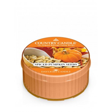 Daylight świeczka Spiced Pumpkin Seeds Country Candle