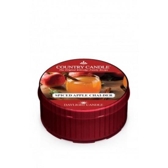 Daylight świeczka Spiced Apple Chai-der Country Candle