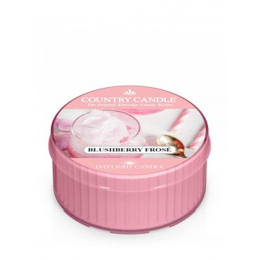 Daylight świeczka Blushberry Frose Country Candle