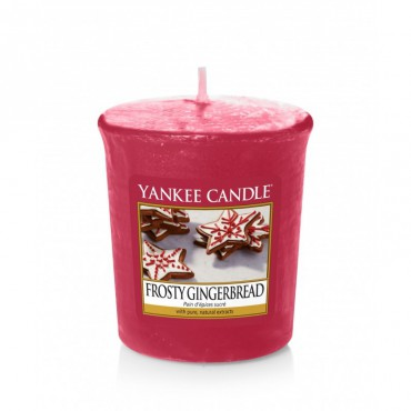 Sampler Frosty Gingerbread Yankee Candle