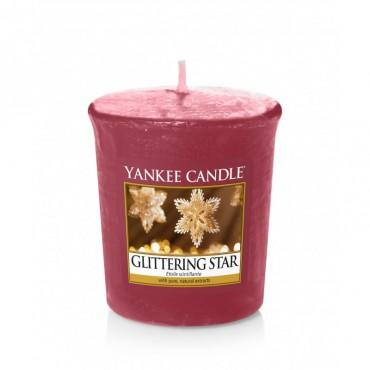 Sampler Glittering Star Yankee Candle