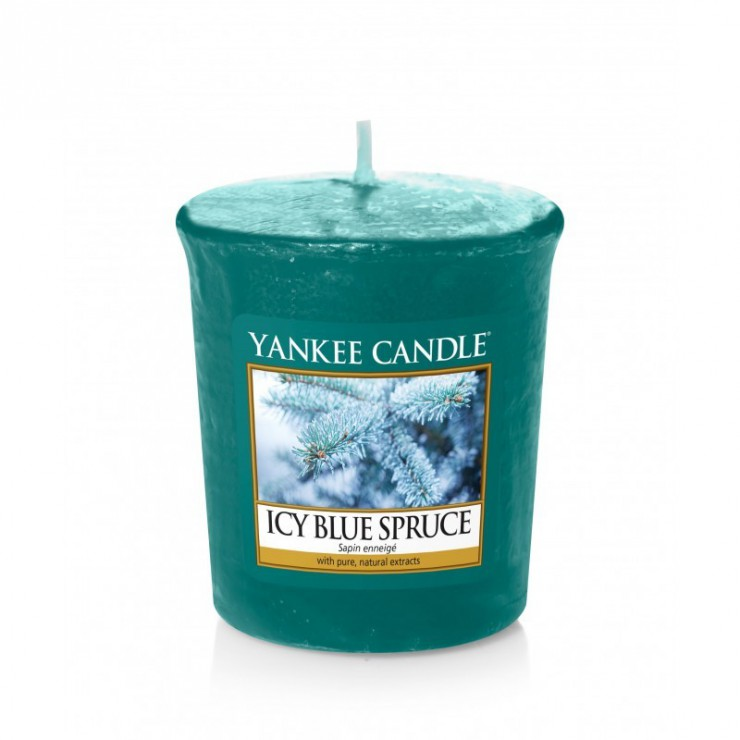 Sampler Icy Blue Spruce Yankee Candle