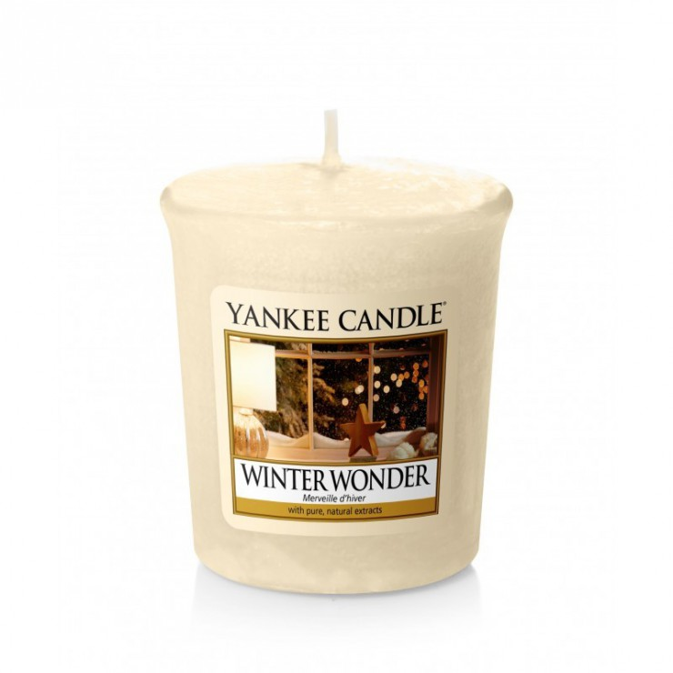 Sampler Winter Wonder Yankee Candle