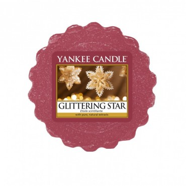 Wosk Glittering Star Yankee Candle