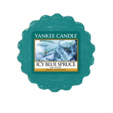 Wosk Icy Blue Spruce Yankee Candle