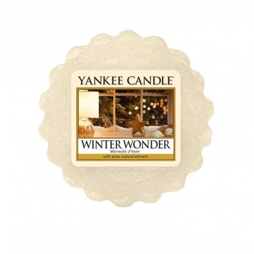 Wosk Winter Wonder Yankee Candle