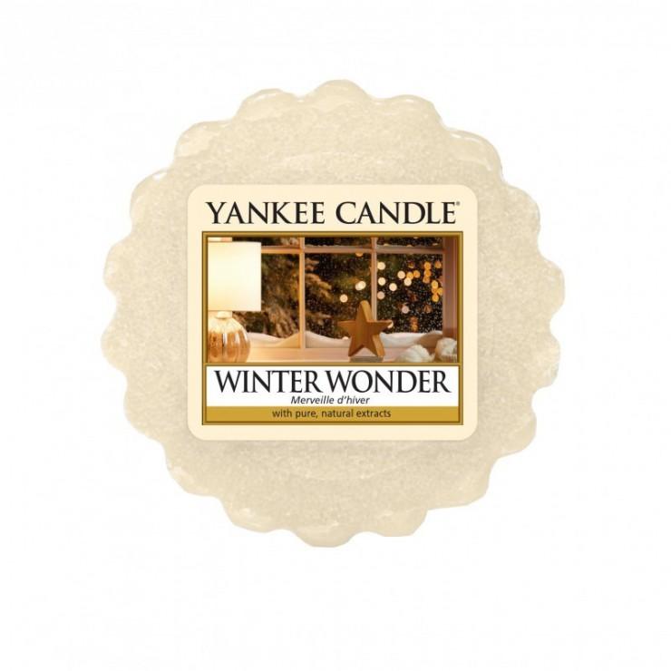 Wosk Winter Wonder Yankee Candle