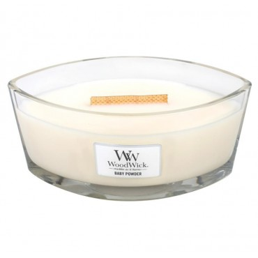 Świeca Hearthwick Baby Powder WoodWick