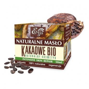 Naturalne masło kakaowe Etja
