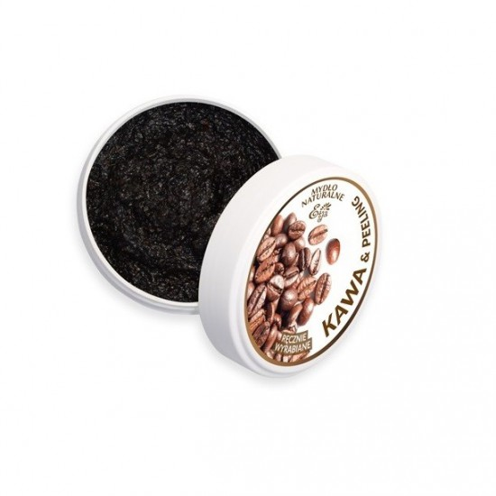 Naturalne mydło Kawa & Peeling Etja