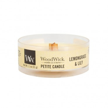 Świeca Petite Lemongrass & Lilly WoodWick