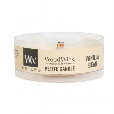 Świeca Petite Vanilla Bean WoodWick