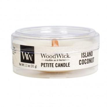 Świeca Petite Island Coconut WoodWick