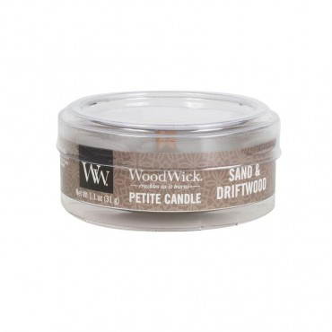 Świeca Petite Sand & Driftwood WoodWick
