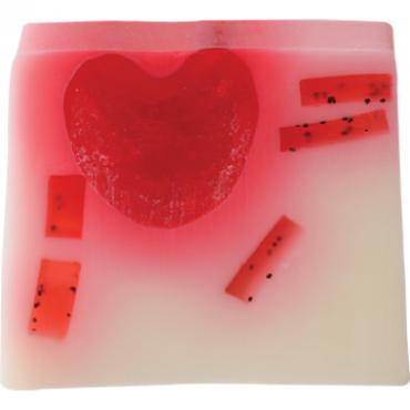 Mydło glicerynowe Szalony Kupidyn Bomb Cosmetics