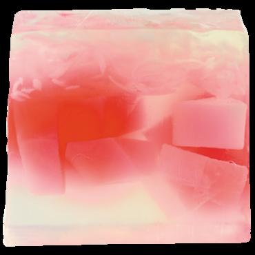 Mydło glicerynowe Lody Śliwkowo-Jagodowe Plum Berry Ice Bomb Cosmetics