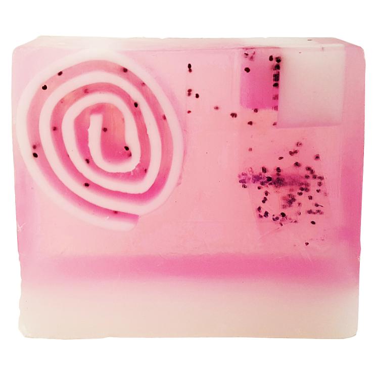 Mydło glicerynowe Różowy Grejpfrut z Bergamotką Bomb Cosmetics