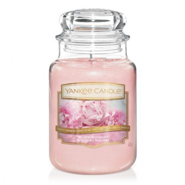 Duża świeca Blush Bouquet Yankee Candle