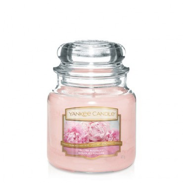 Średnia świeca Blush Bouquet Yankee Candle