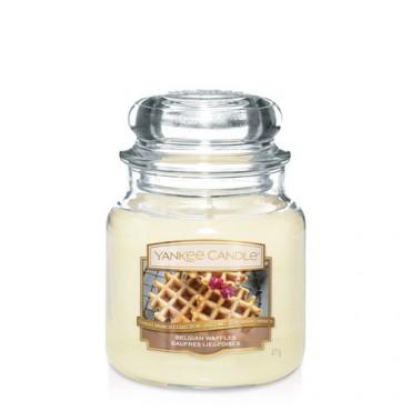 Mała świeca Belgian Waffles Yankee Candle