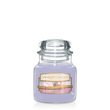 Mała świeca Sweet Morning Rose Yankee Candle