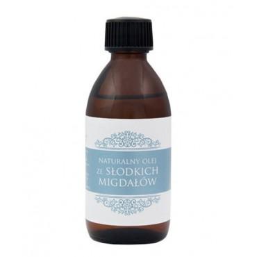 Naturalny olej ze słodkich migdałów 100 ml Optima Plus
