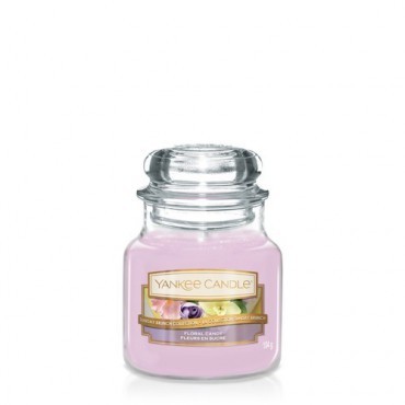 Mała świeca Floral Candy Yankee Candle