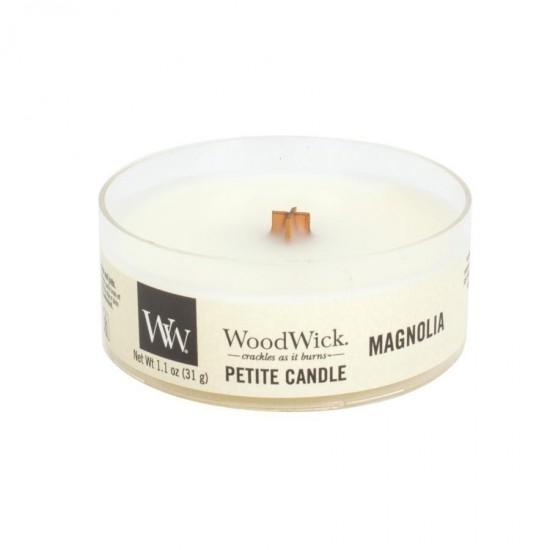 Świeca Petite Magnolia WoodWick