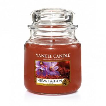 Średnia świeca Vibrant Saffron Yankee Candle